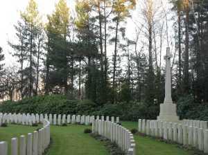 Heverlee War Cemetery