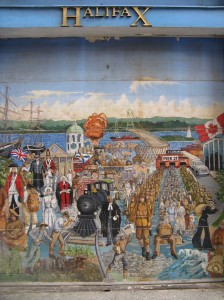 War declared on Halifax mural