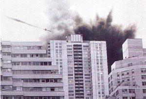 Bombardment (c) Nancy Davenport