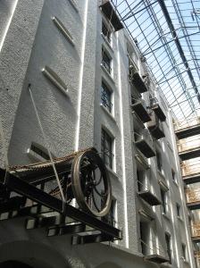 Felix Archives in Antwerp: an impressive old warehouse